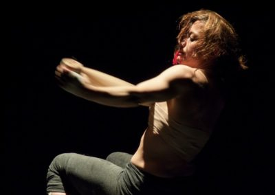 Julia Christ @Andrea Macchia